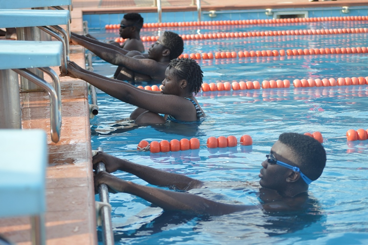 Tema International School - Swimming