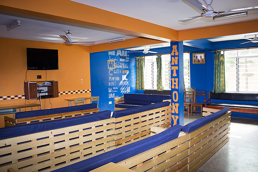 Boys Hostel Video Room