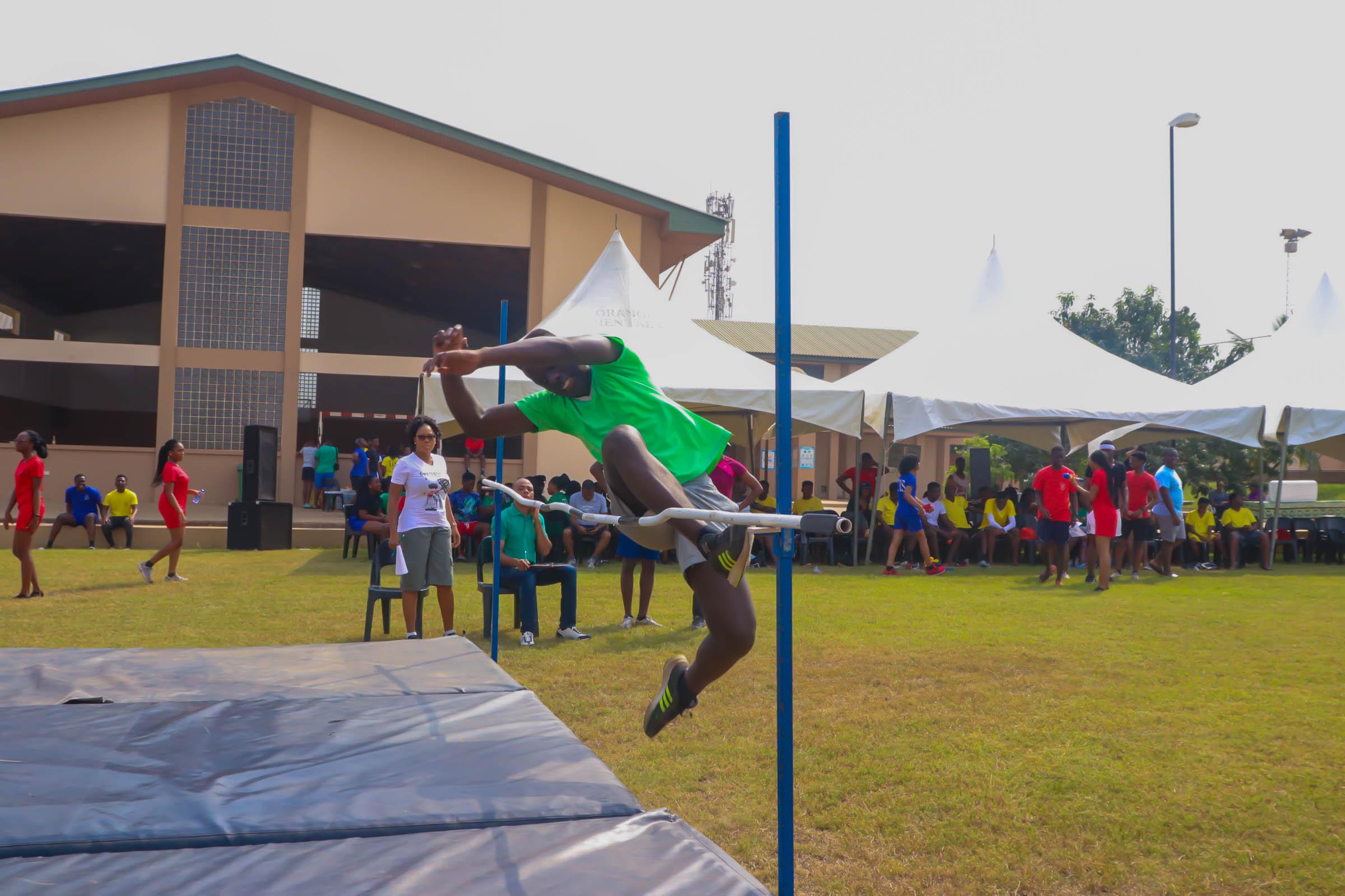 Athletics Festival 2017 - Tema International School