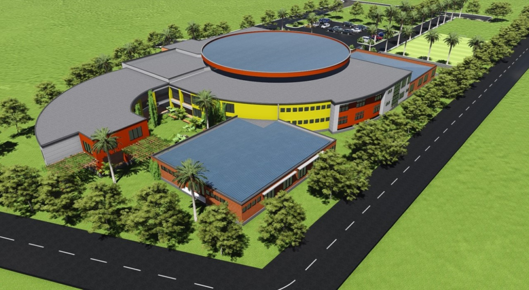 Tema International School - pyp building plan