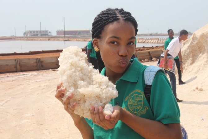 Tema International School - biochem trip